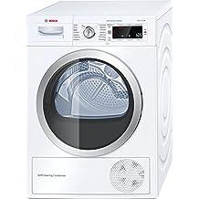 Bosch WTW875W0 Serie 8 Wärmepumpentrockner/A+++/8 kg/Selbstreinigender Kondensator/weiß