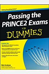Passing the PRINCE2 Exams For Dummies Paperback
