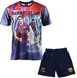 Ensemble Maillot + short Barça - Luis SUAREZ - Collection officielle FC BARCELONE - Taille enfant garçon 14 ans