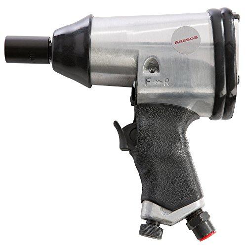 Air comprimé Clé à choc Clé à choc pneumatiques ensemble 310 Nm avis sur la clé à choc pneumatique arebos 310 nm - 51KVdclK0yL - Clé à choc pneumatique Arebos 310 Nm
