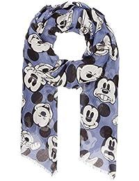 Schal mit Mickey Mouse Gesichtern