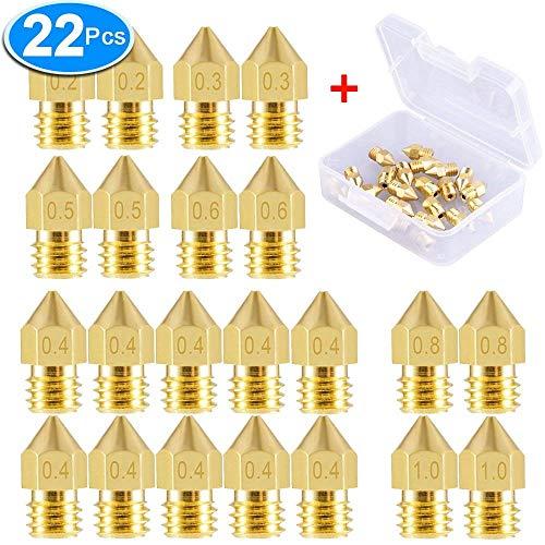 SIQUK 22 Pieces...