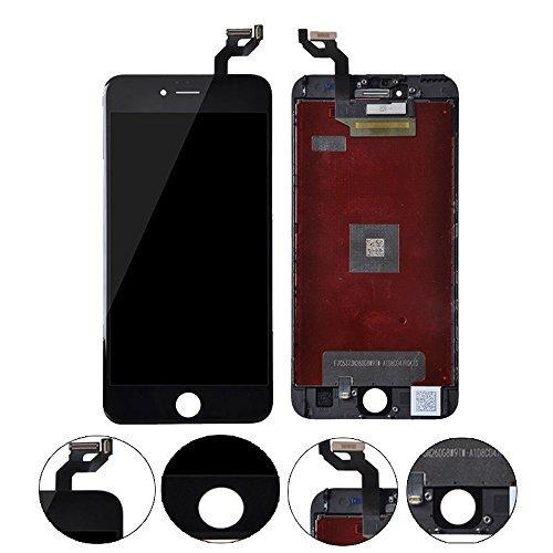 Ecran à cristaux liquides à écran tactile et Écran de remplacement LCD avec 3D Touch pour iPhone 6S (pour écran iPhone 6S 4.7 pouces noir)