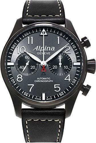 Alpina Geneve Startimer Chronograph AL-860GB4FBS6 Orologio da uomo sportivo Rotore Alpina