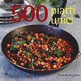 500 piatti unici