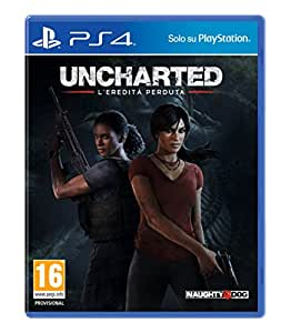 Uncharted: L'Eredità Perduta  - PlayStation 4