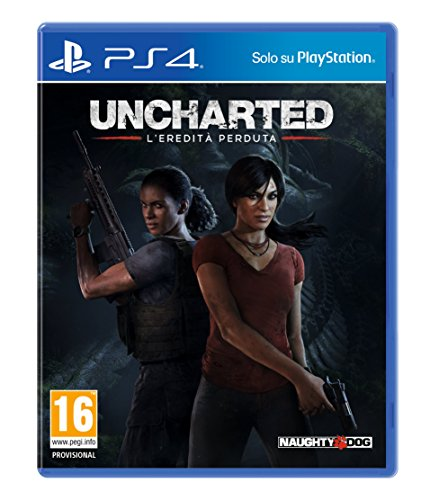 Uncharted LEredità Perduta  PlayStation 4