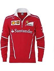 Sudadera Scuderia Ferrari Oficial 2017 S