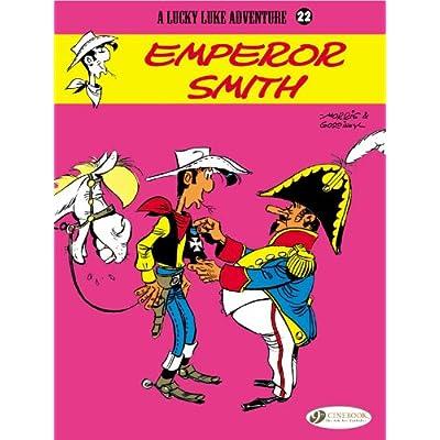 Lucky Luke - tome 22 Emperor Smith (22)
