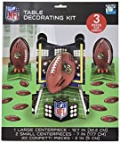Amscan International 281214 NFL Tisch Deko-Set