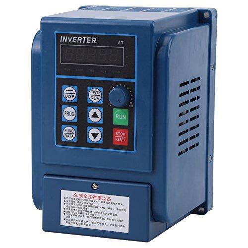 VFD 3 Phase Drehzahlregler Inverter Motor, AC 380 V 1.5kw 4A Frequenzumrichter -