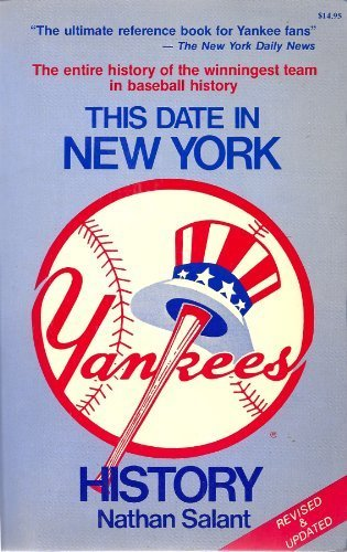 New York Yankees-stein (This Date in New York Yankees History by Nathan Salant (1984-04-03))