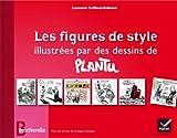 Bescherelle - Les figures de style illustrées par des dessins de Plantu (Beaux livres)