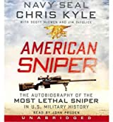 [(American Sniper CD: The Autobiography of the Most Lethal Sniper in U.S. Military History )] [Author: Chris Kyle] [Mar-2012]