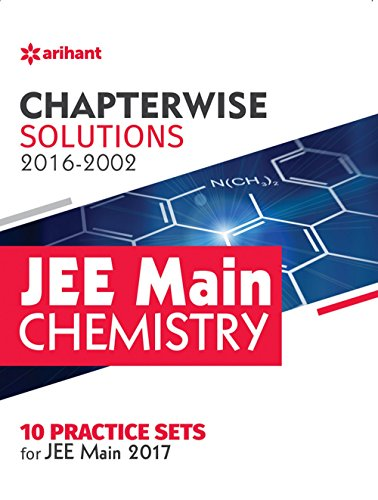 Chapterwise Solutions JEE Main Chemistry (2016-2002)