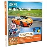Smartbox - Coffret Cadeau - Dfi Adrnaline - 2660 Activits : Saut en Parachute, Gt DException (Ferrari F458, Maserati), Montgolfire