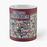 Final Fantasy Ff Ga Best Gift Ceramic Coffee Mugs