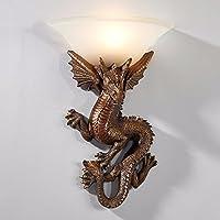 Wandun Soggiorno Di Stile Europeo Lampada Lampada Da Comodino Vintage