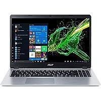 """Acer Aspire 5 15.6"""" FHD LED-Backlit Display Laptop, AMD Ryzen 3 3200U Up to 3.5GHz, 16GB DDR4, 512GB PCle SSD, 802.11ac, Bluetooth, HDMI, Backlit Keyboard, Webcam, Windows 10 S, TWE Accessory Bundle"""