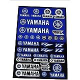 Yamaha Autocollant Grande plaque