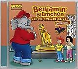Songtexte von Benjamin Blümchen - Benjamin Blümchen und die goldene Katze (Musical)