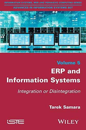 Erp And Information Systems (Advances in Information Systems Set, Band 5)