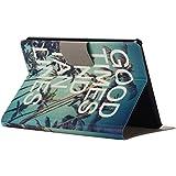 Kaiki Intelligent Sleep Folding Stand lackiert Leder Tasche für Amazon Kindle Paperwhite 1/2/3 6Inch (C)