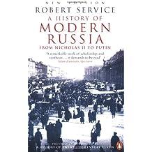 History of Modern Russia: From Nicholas II to Putin