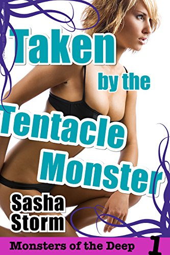 e Monster: BBW Paranormal Tentacle Menage Erotica (Monsters of the Deep Book 1) (English Edition) ()