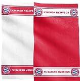 FC Bayern München 8951-99-7-03 Gästetuch-Set 2 teilig
