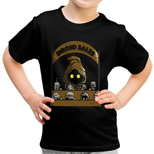 r Wars Kid's T-Shirt ()