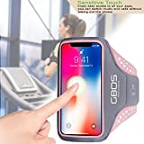Best Iphone Armbands - GBOS Sports Running Armband For Apple Iphone X Review