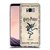 Official Harry Potter Cornish Pixies Creature Chamber Of Secrets II Soft Gel Case Compatible for Samsung Galaxy S8+ / S8 Plus