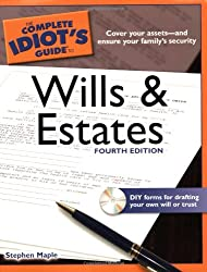 The Complete Idiot's Guide to Wills and Estates (Complete Idiot's Guides (Lifestyle Paperback))