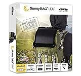 SunnyBAG Leaf Outdoor-Solarladegerät schwarz - 4
