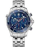 Omega cronografo AUTOMATICO in acciaio inox uomo-Orologio da polso 21230445003001