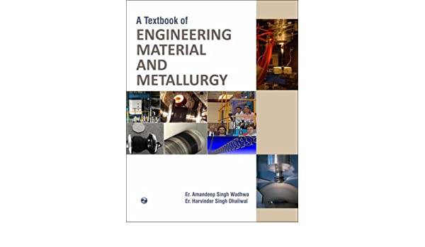 Material Science And Metallurgy By Kodgire Pdf