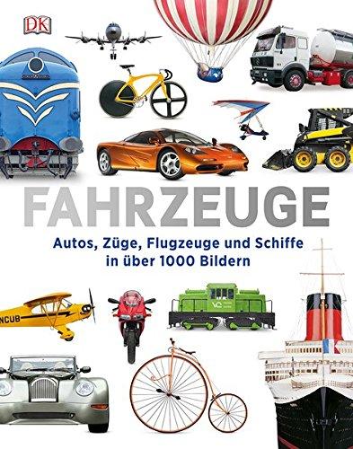 Fahrzeuge: Autos, Züge, Flugzeuge und Schiffe in über 1000 Bildern