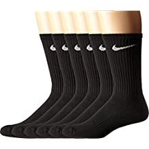 Nike U Nk Perf Cush Crew 6pr-Bag Calcetines, Unisex Adulto