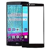 LG G4 Display Glas Austausch Ersatz Touch Screen Frontglas Werkzeugset Scheibe schwarz
