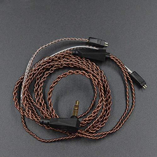 Kaemma Cable Auriculares Cable actualización Trenzado