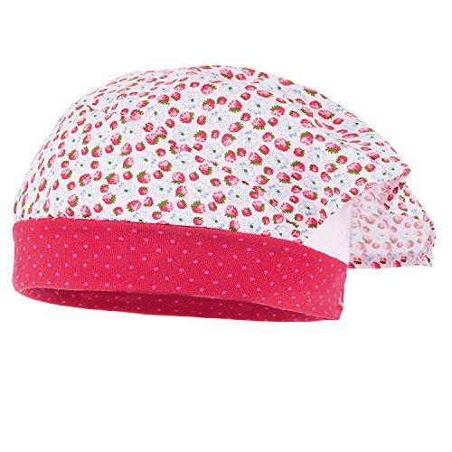 Maximo Mini Girl Kopftuchmütze-53 - Kindermode : Mädchen