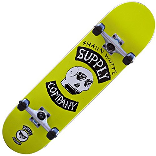 Shaun White Supply Co. Shaun White Street Sketch Complete Skateboard