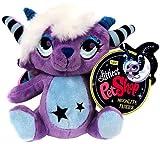 Best Hasbro Littlest Pet Shop Fées - Littlest Pet Shop Moonlite Fairies 17,8cm Peluche Lilas Review