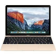 """Apple - MacBook 12"""" (All-in-One Desktop PC, 1.2 GHz, 512 SSD, 8 GB RAM, Intel), oro"""