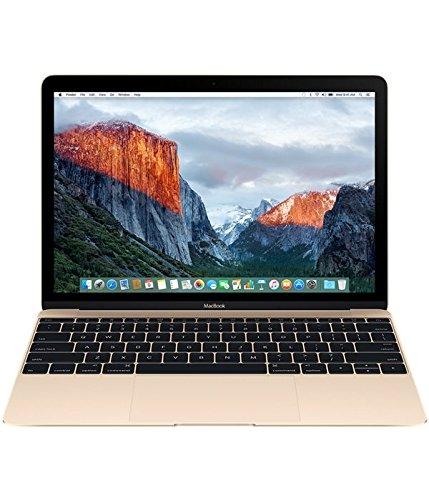 Apple – MacBook 12″ (All-in-One Desktop PC, 1.1 GHz, 256 SSD, 8 GB RAM, Intel), Plateado