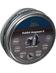 H&N Sports RABBIT MAGNUM II - Balines H&N RABBIT MAGNUM II unisex, talla 5.5 mm