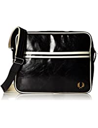 FRED PERRY - - Homme - Sac Shoulder PU Noir pour homme