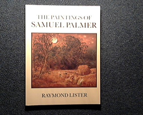 The Paintings of Samuel Palmer