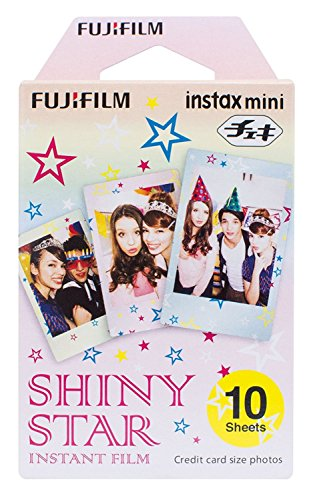 Fujifilm Instax Mini Star - Película instantánea